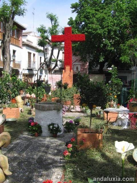 Cruz mayo albaicin
