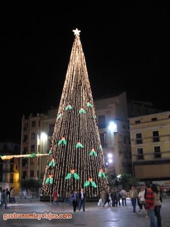 arbol navidad malaga