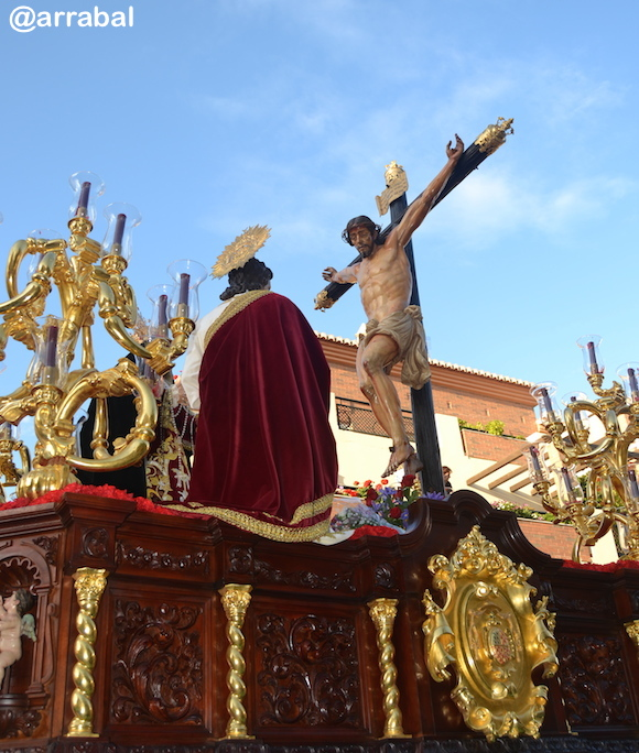 Venerable y Antigua Cofradía de Penitencia del Stmo. Cristo de la Buena Muerte, María Santísima de la Amargura y San Juan Evangelista