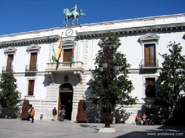 Plaza del Carmen de Granada