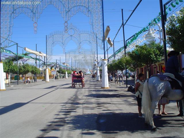 Feria de Málaga en Cortijo de Torres