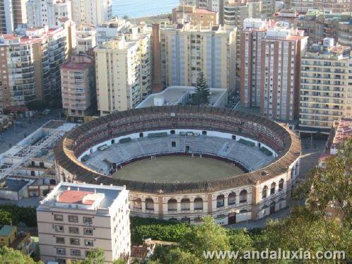 Plaza de toros de malaga