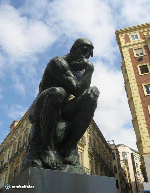 El Pensador en Malaga