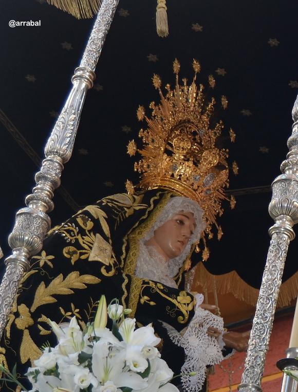 Virgen de los Dolores de Almuñecar
